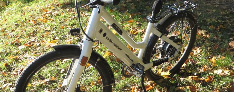 Stromer ST 1 Ansicht links